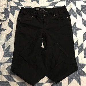 Denim - Ladies black jeans. Sz 4S